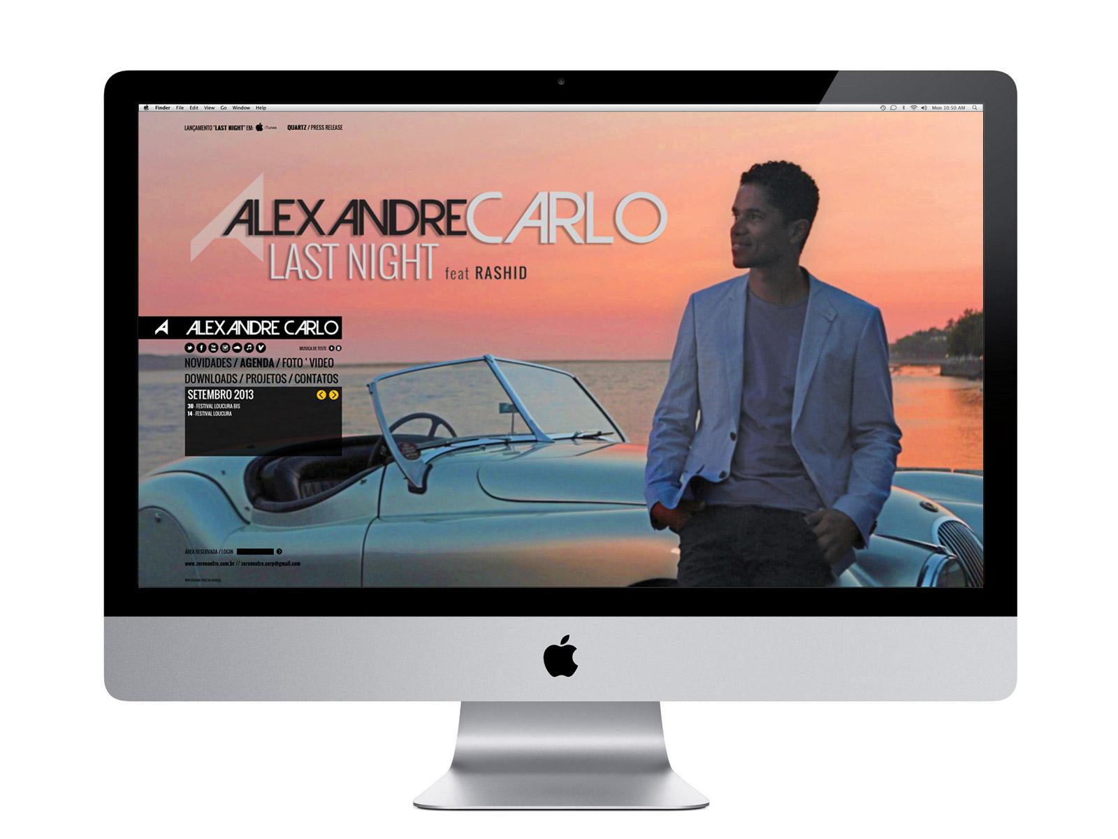 ALEXANDRE CARLO - 3