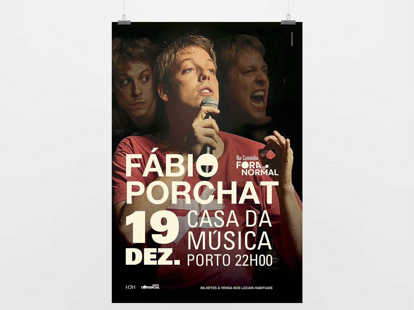 FÁBIO PORCHAT - 1