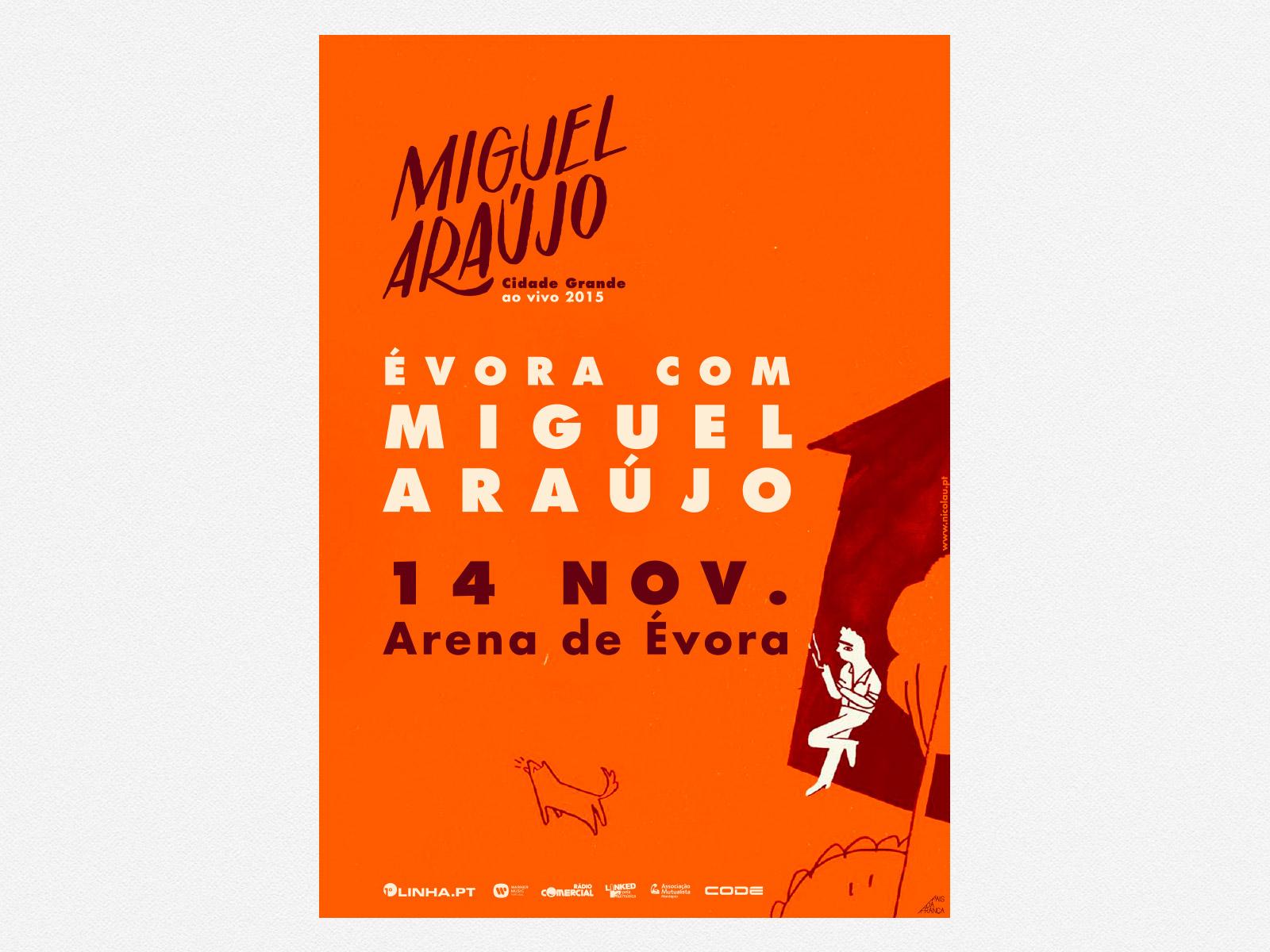 MIGUEL ARAÚJO  - 8