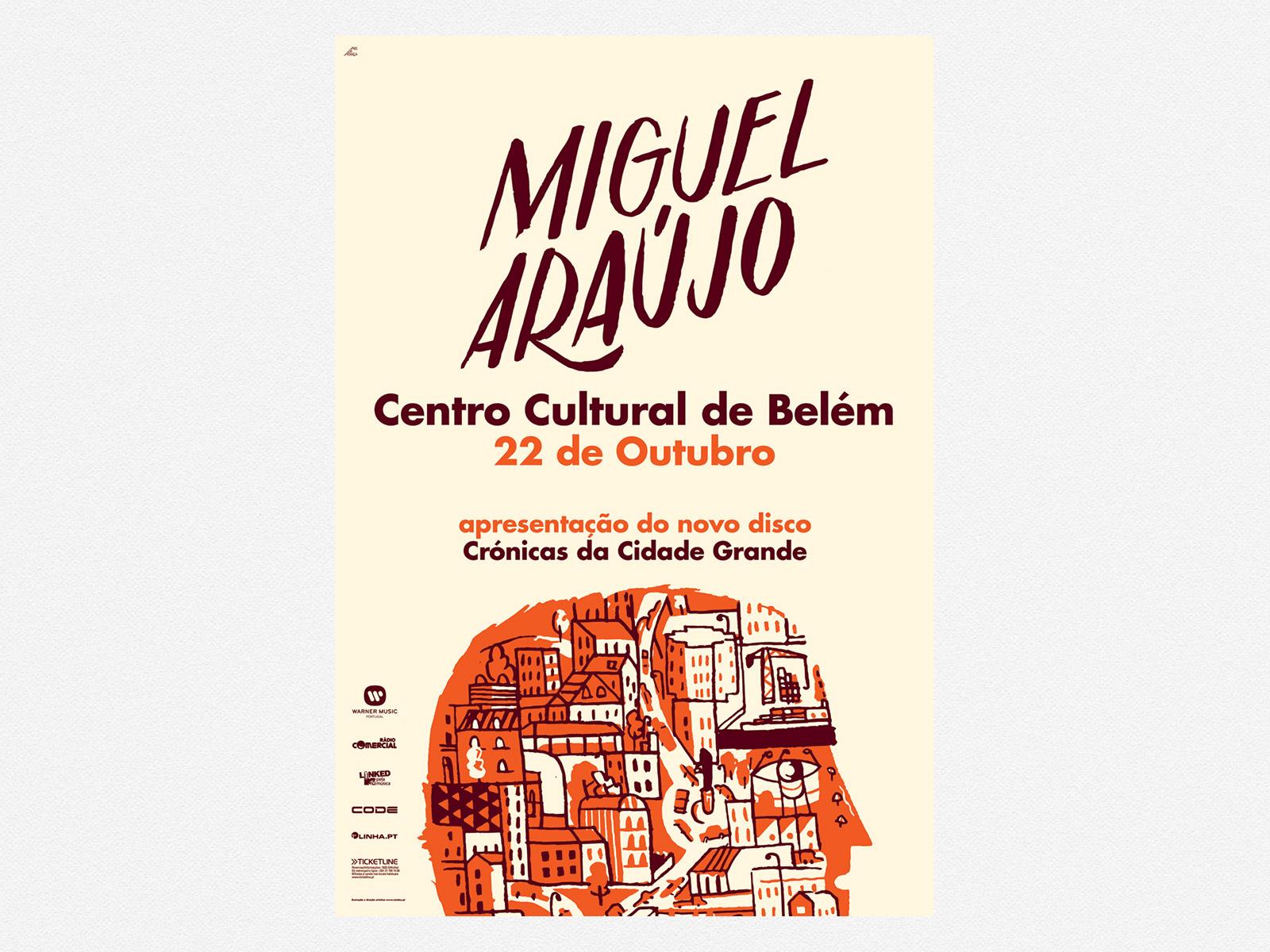 MIGUEL ARAÚJO  - 11