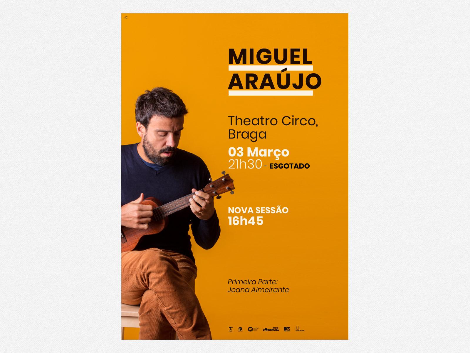MIGUEL ARAÚJO  - 1