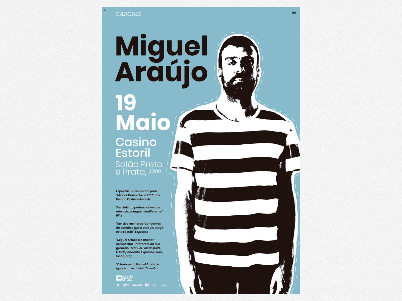 MIGUEL ARAÚJO  - 0