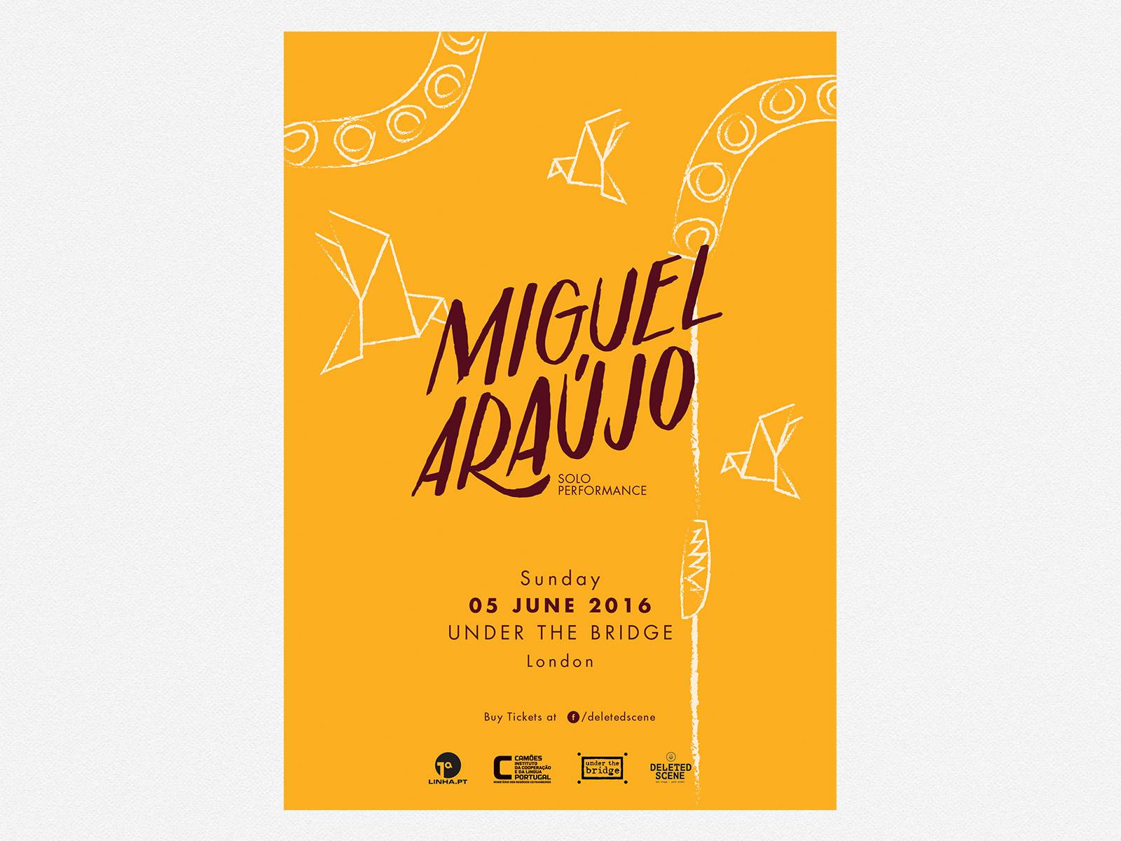 MIGUEL ARAÚJO  - 5