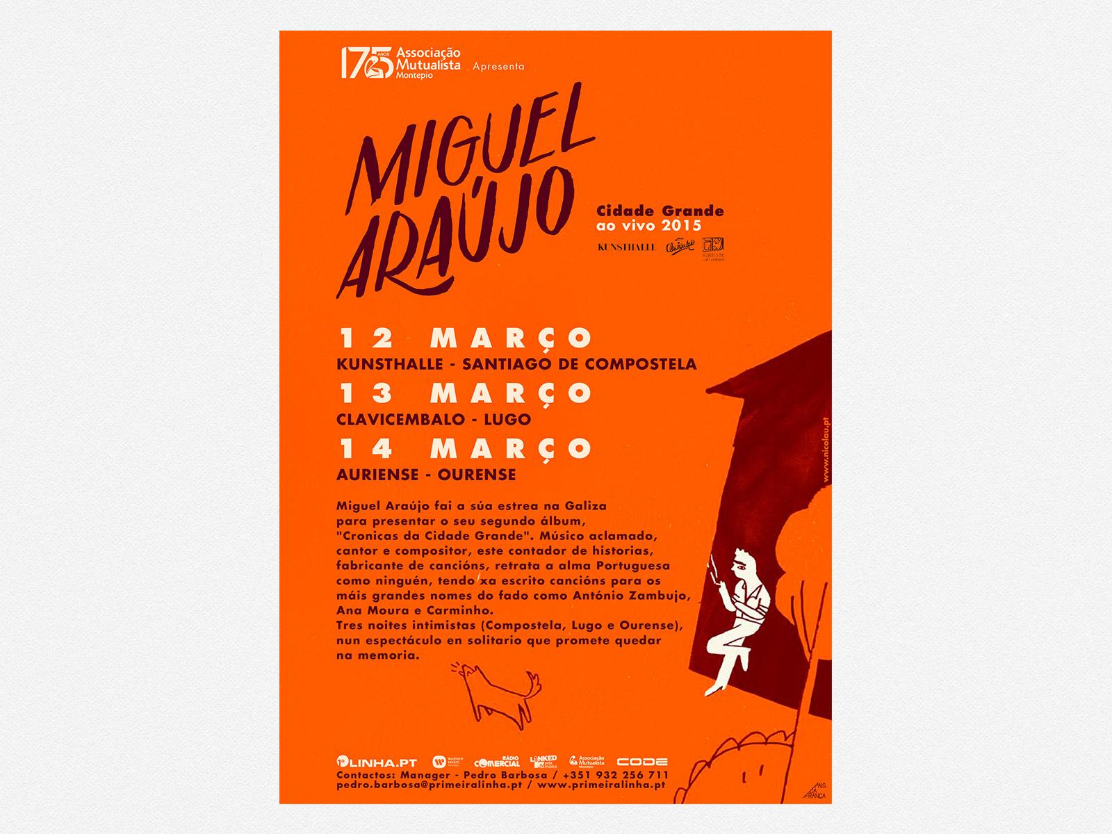 MIGUEL ARAÚJO  - 7