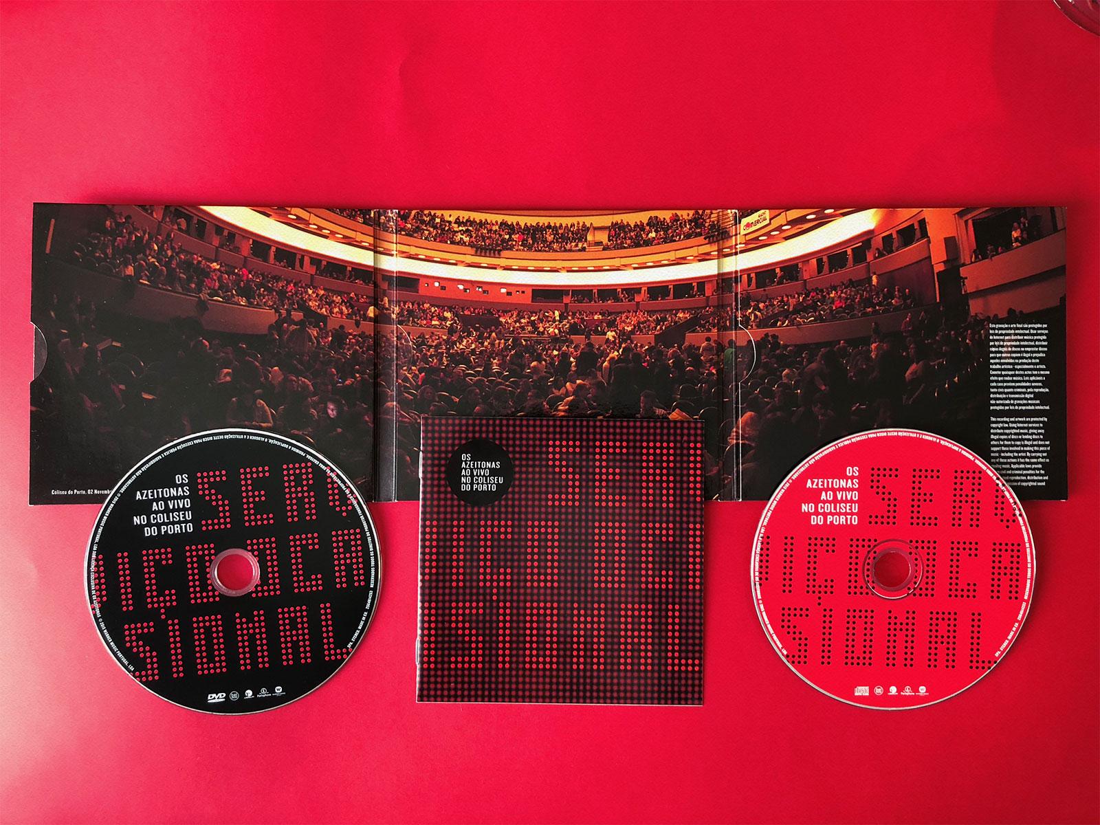 OS AZEITONAS - DVD - 5