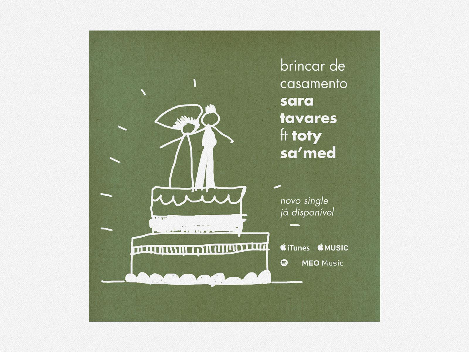 SARA TAVARES - BRINCAR DE CASAMENTO - 2