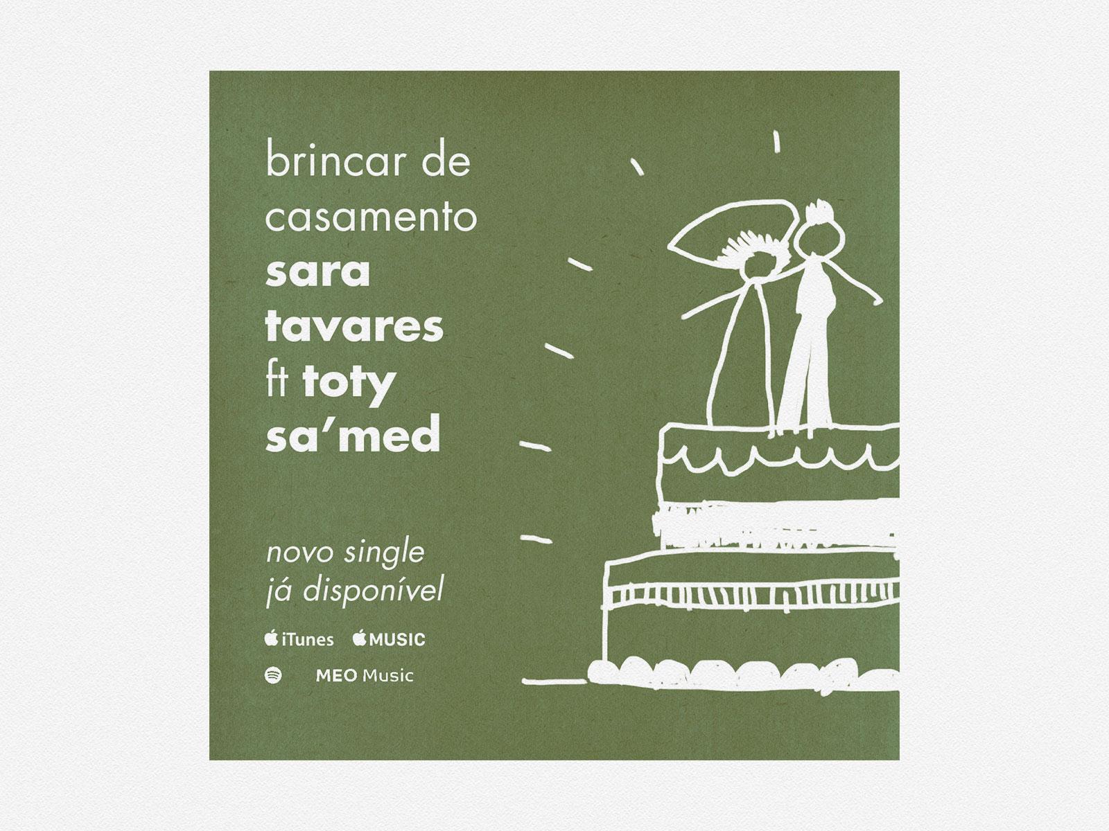SARA TAVARES - BRINCAR DE CASAMENTO - 1