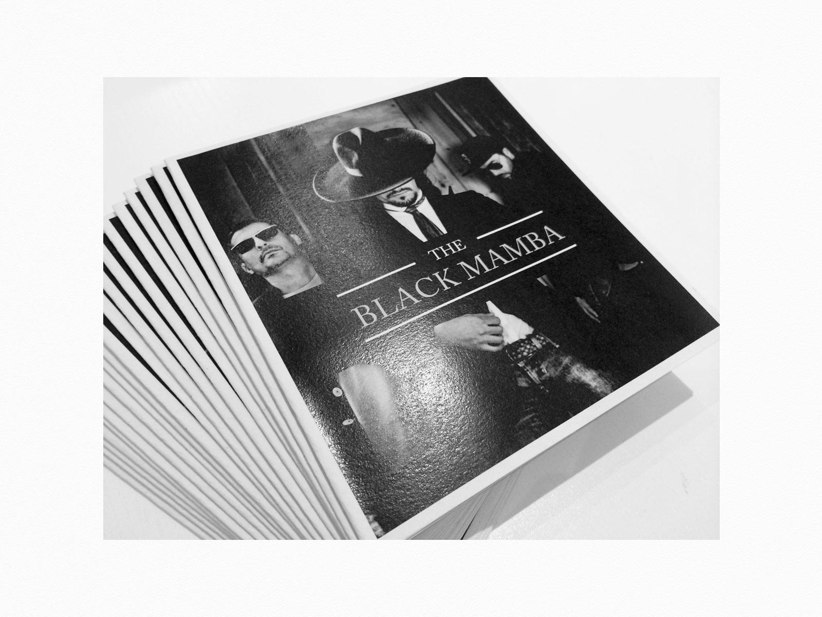 THE BLACK MAMBA - WOMEX NETHERLANDS - 0