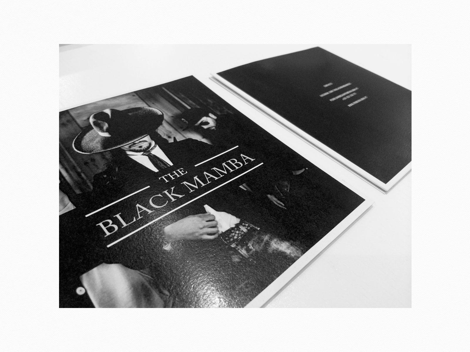 THE BLACK MAMBA - WOMEX NETHERLANDS - 1