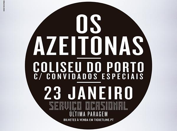 OS AZEITONAS - PRINT